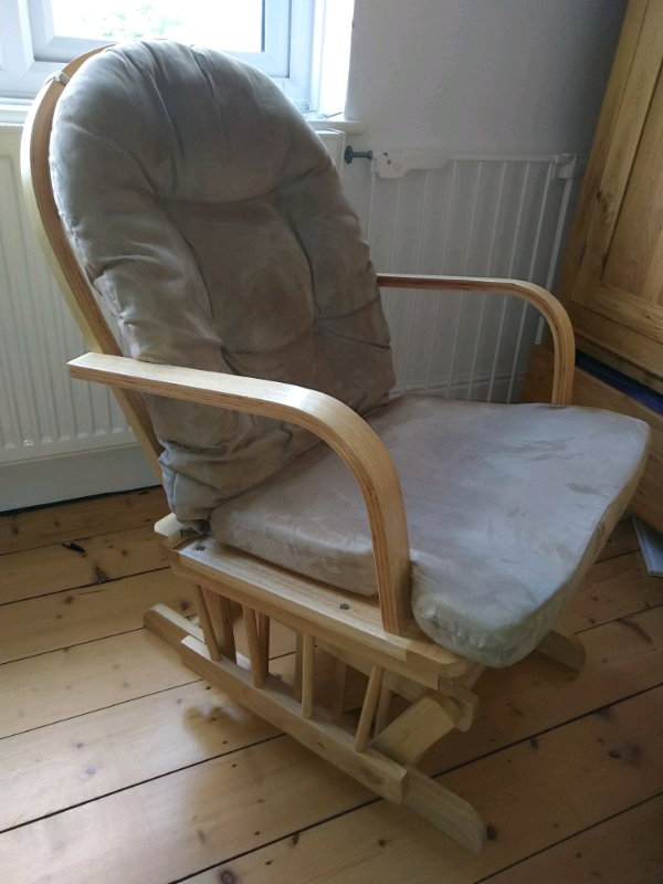 Wondrous Kub Nursing Chair And Foot Rest In Frome Somerset Gumtree Theyellowbook Wood Chair Design Ideas Theyellowbookinfo