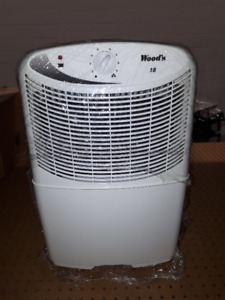 Wood  WMD18W  Dehumidifier