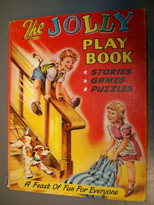 THE JOLLY PLAY BOOK