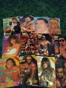 1988 WWF Magazine run