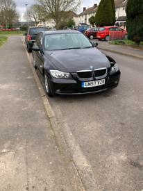 BMW 320d saloon auto remaped