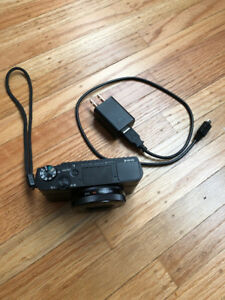 Barely used Sony Cyber-shot RX100 III