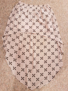 High-low skirt from H&M size 42