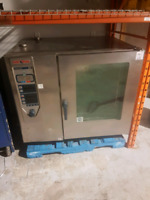 Large Rational Combi Oven Reduced to Clear