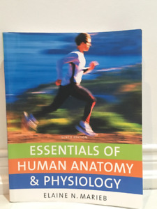 Essentials of Human Anatomy and Physiology (9th Edition)