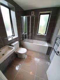 Tiler, bathroom fitters, kitchen fitters, handyman, plumber, decorator