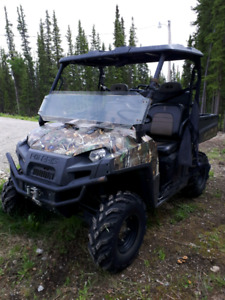 2012 Polaris Ranger 800 - Browning Edition