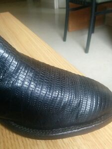Men's all Leather Cowboy Boots Like New Kitchener / Waterloo Kitchener Area image 2