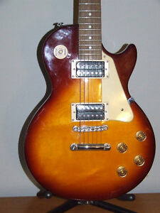 Epiphone Les Paul 100 - sale or trade Cambridge Kitchener Area image 2