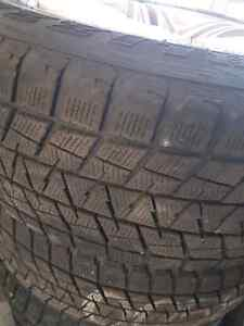Very good winter tires with rims Kitchener / Waterloo Kitchener Area image 2
