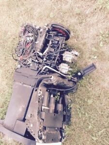 90 hp merc for parts