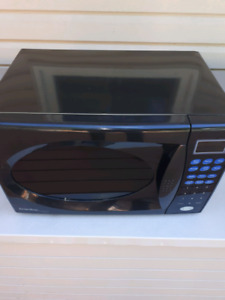 Like new microwave. DANBY 800W