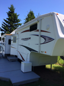 Fifth Wheel à vendre