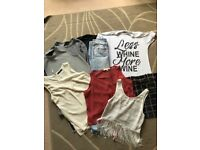 Woman's clothing bundle. Size 8 & 10
