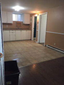 2BDRM $575+Hydro,basement apt - downtown Alexandria