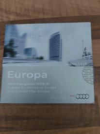 Audi sat nav sd card