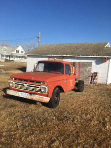 65 Ford F350 Restore it or put it to work