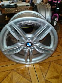 Genuine BMW ALLOY WHEEL 9JxR19 351m, I have my other wheels