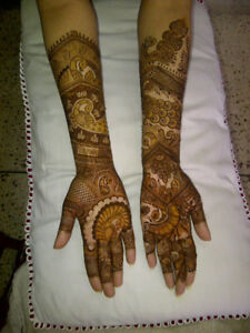 Henna at Scarborough