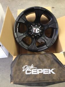Dick Cepek Wheels  New