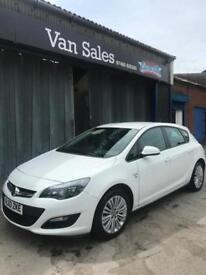 Vauxhall/Opel Astra 1.4i VVT 16v ( 100ps ) 2013MY Energy