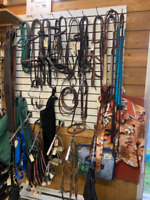 Used assorted tack