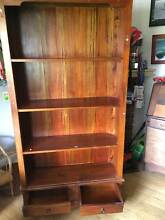 Wooden Bookcase Spotswood Hobsons Bay Area Preview