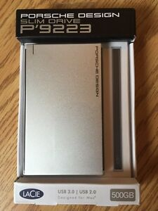 500 GB hard drive - new in package