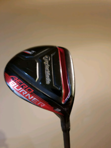 Taylormade woods and hybrid