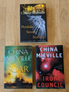 China Mieville - Bas-Lag Series