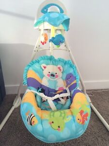 *REDUCED* Fisher Price Baby Swing