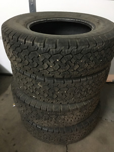 BFGoodrich Rugged Trail T/A 245 75 R17