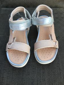 Brand new Geox girls sandals – size 3-3.5 / European 35