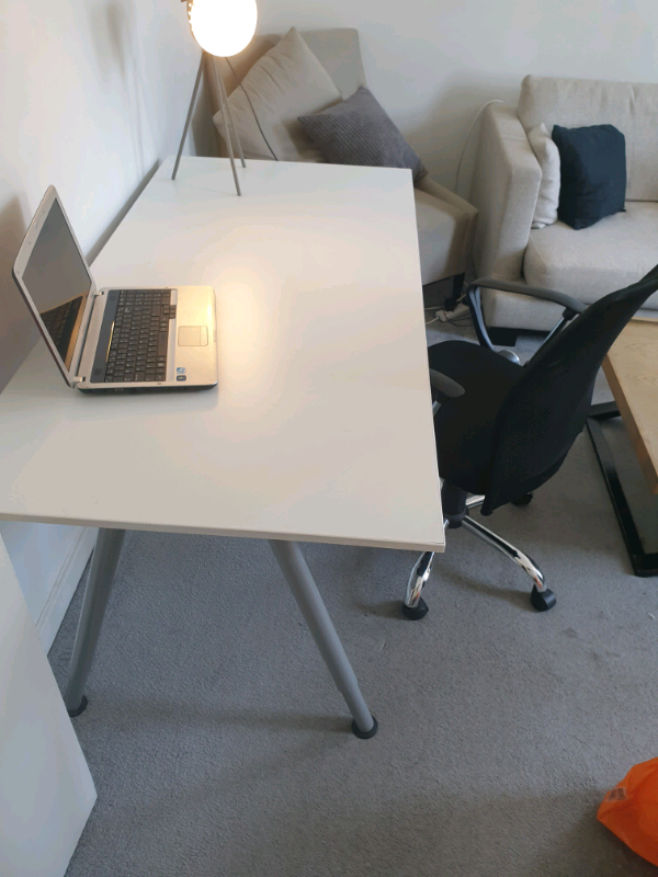 IKEA desk and office chair | in Tower Hamlets, London | Gumtree