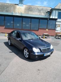 Mercedes 220 CDI automatic