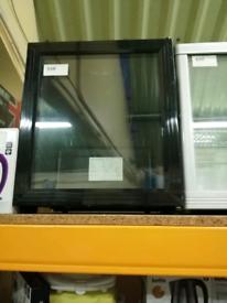 Glass door table top fridge at Recyk Appliances