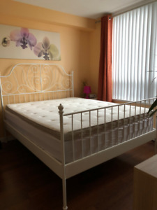 Bed Set For Sale - Queen Size
