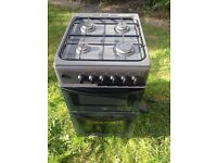 Indesit Gas Double Oven