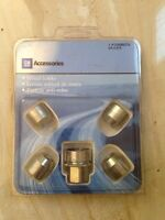 Set of Brand New OEM Wheel Lock By GM Accessories-Sealed