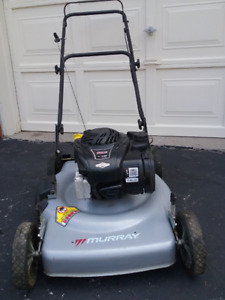 Lawn Mower 22 inch; Gas; Easy Start