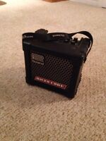 Roland Micro Cube selling for 80$
