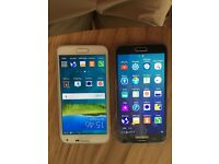 Samsung s5 £145 and s5 neo £175