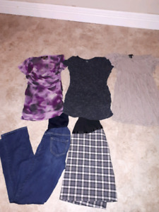 Maternity. Size small. Skirt is size medium