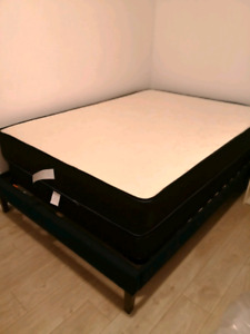 Brand new double size bed box
