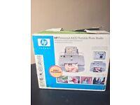 HP Photosmart A433 Portable Photo printer