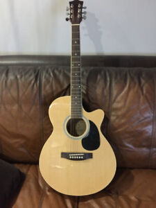 GUITAR ACOUSTIC ELECTRIC ACOUSTIC