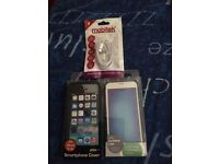 Two iPhone 5/5S cases