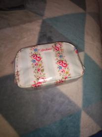 Cath kidston make-up bag