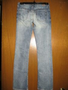 GUESS Daredevil boot cut jeans - NEW - size 24 Kitchener / Waterloo Kitchener Area image 4