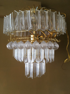Chandeliers in excellent condition for $25